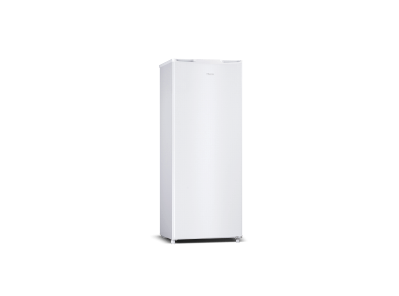 1-Door White 176L Freezer
