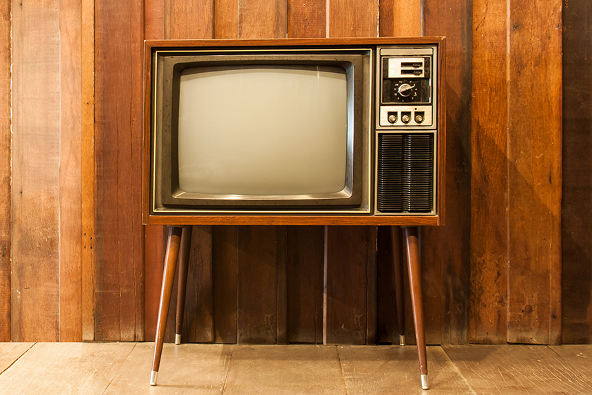 The last 77 years of TV: From black & white to 8K ...