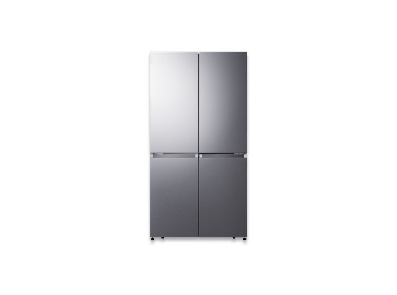 French Door Stainless 609L
