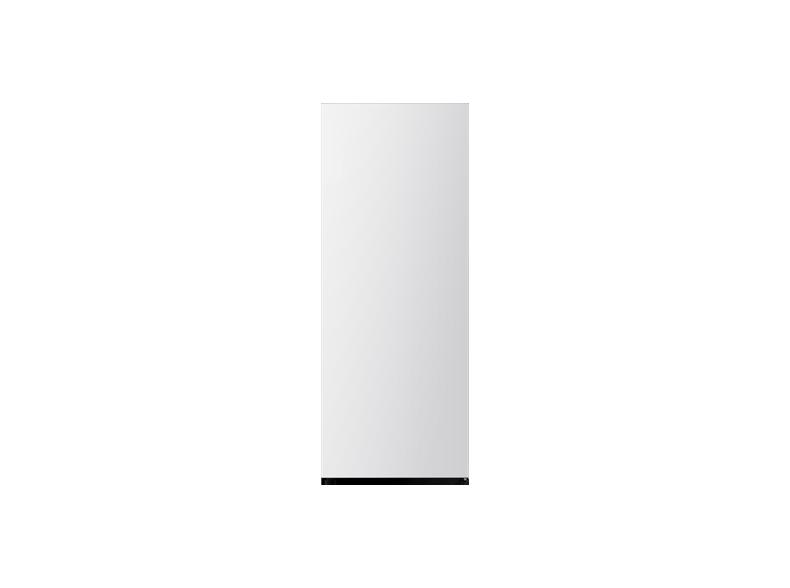 1-Door White Fridge