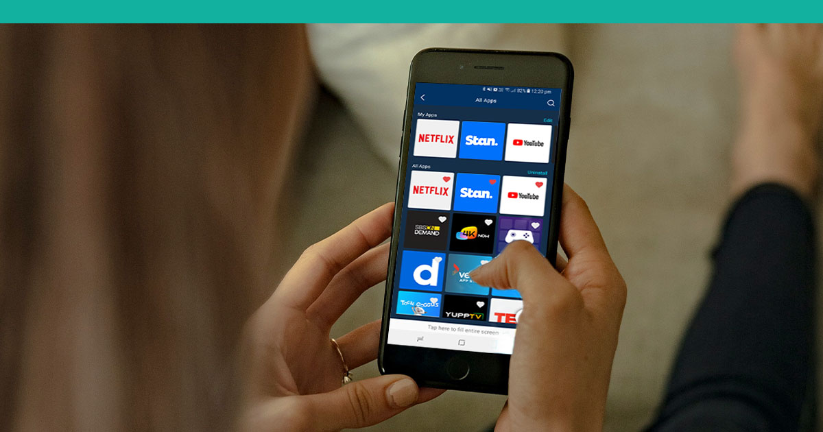 How to Use the Hisense RemoteNOW app